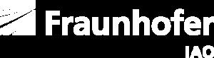 Fraunhofer Logo weiß